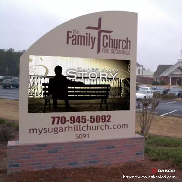 led-signs-church