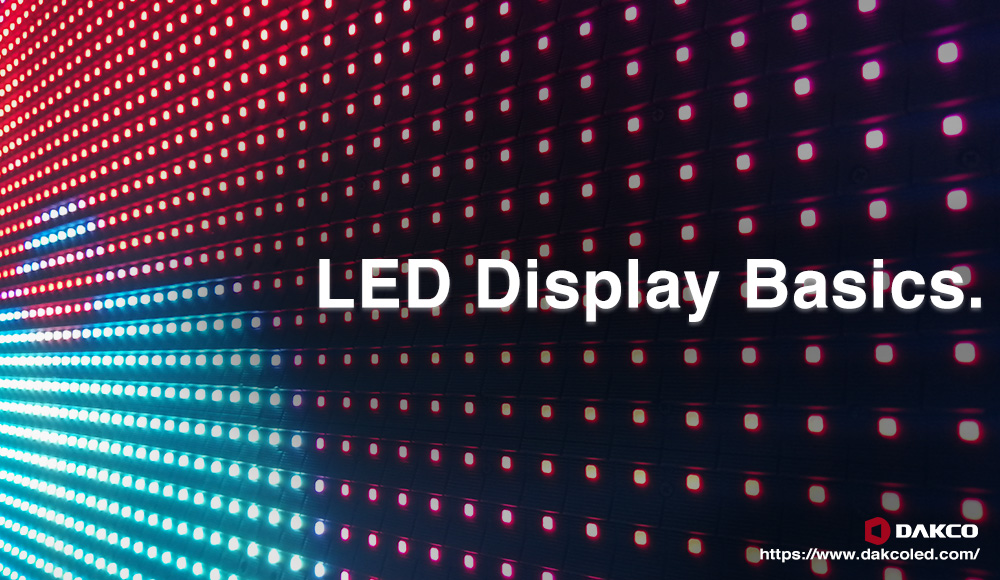 outdoor LEDs signs